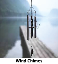 Shop our selection of wind chimes